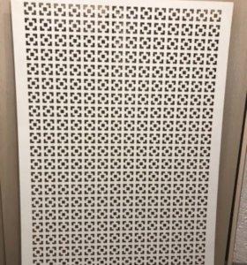 Декоративная панель из двп размер 70*103 см. Новая