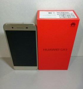 Смартфон Huawei GR3 + планшет (все в комплекте)