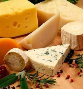 Натуральные сыры из молока коров Джерсийской пород