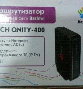Wi-fi роутер Qtech Qnity 400
