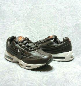Кожа кроссовки Nike air 95⚡⚡⚡