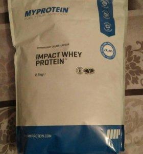Сывороточный протеин фирмы MYPROTEIN