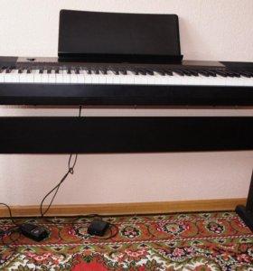 Цифровое пианино CASIO CDP-120 Stereo Sampling