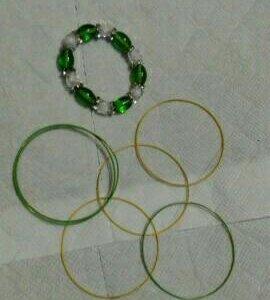 Бусы и браслеты