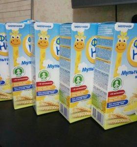 Каша 7 упаковок
