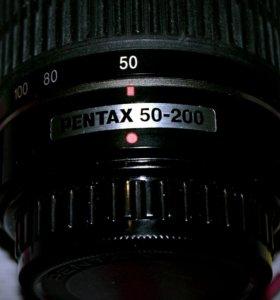 √ Объектив Pentax™ SMC DA 50-200mm f/4-5.6 ED WR