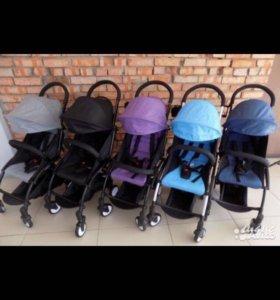 Новая коляска baby time yoya