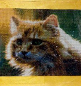 Картина кота