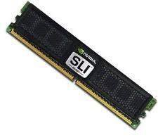 OCZ DDR2 PC2-8500 SLI-Ready Edition Dual Channel