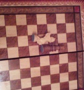 Шахматы ручной работы!!!!