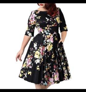 Новое платье 6xl
