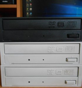 CD/DVD-приводы