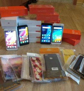 Новые смартфоны Xiaomi Meizu