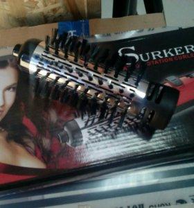 Фен для волос ,модель СТ 508,900 в,2 насадки,