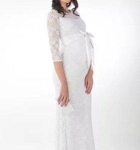 Платье новое, для беременной р.44-46