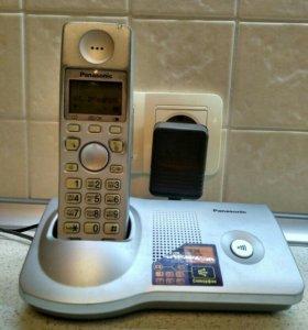 Радио Телефон Panasonic kx-tg7105