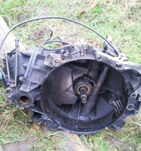 Коробка передач ситрое хм пежо 605 2.1 ТД