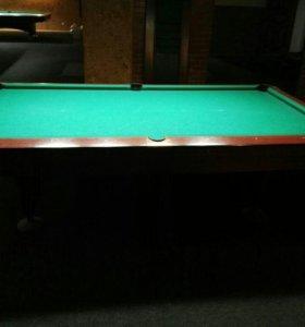 Бильярдный стол Американка (пул) 8 футов