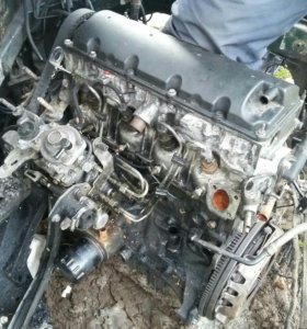 Двигатель ситроен хм пежо 605 2.1 ТД