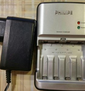 Скоростная зарядка для АА и ААА аккумуляторов