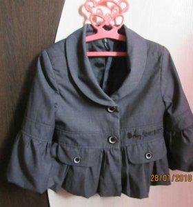 Пиджак 122 см