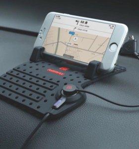 Держатель телефона на панель авто