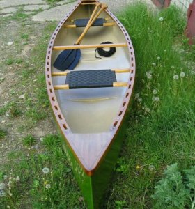 Каноэ для 2-3 человек. Лодка, каяк. На заказ!