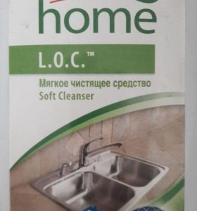 Лок мягкое чистящее средство