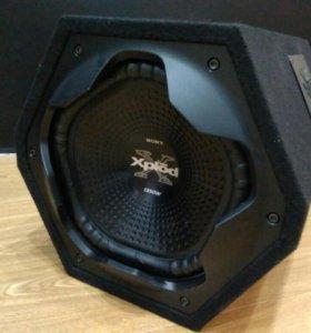 Сабвуфер Sony XS-GTX121LT 1350W