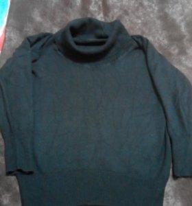 шерстяной свитер