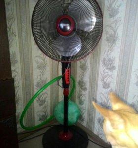 Нвпольный вентилятор