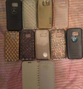 Чехлы Samsung S7