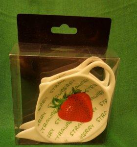 Подставки для чайных пакетиков