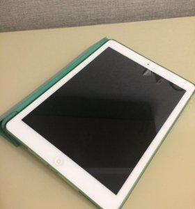 iPad Air Silver 128 Gb Wi-Fi + Cellular