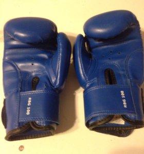 Боксерские перчатки roomaif (детские)