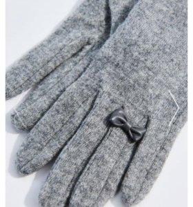 Перчатки новые Mohito
