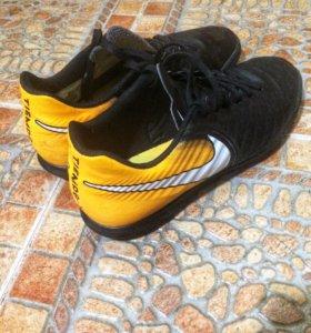 Nike Tiempo X футбольная обувь