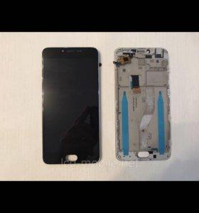 Meizu m3 экран