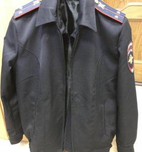 Куртка п/ш полиция женская