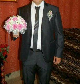 Свадебный выпускной костюм
