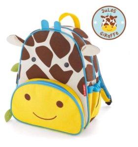 Детский дошкольный рюкзак «Жираф»