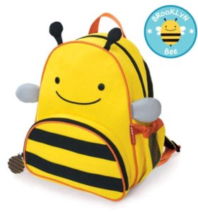 Детский дошкольный рюкзак «Пчелка»