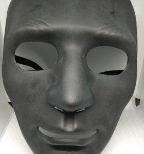 Жуткий анфас косплей Хэллоуин маска танец шоу