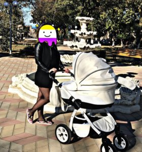 Детская коляска Carmen