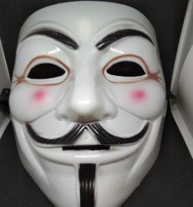 Кино V маска V слово тема маски Хэллоуин костюмы