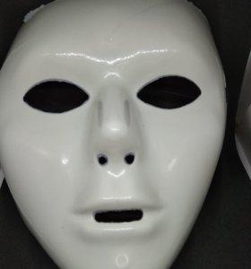 маска на Хеллоуин ХЭЛЛОУИН хип-хоп Танец ПРИЗРАКА