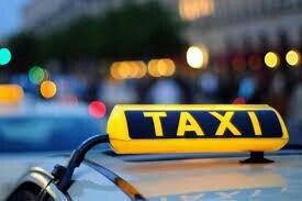 Перевозка, такси
