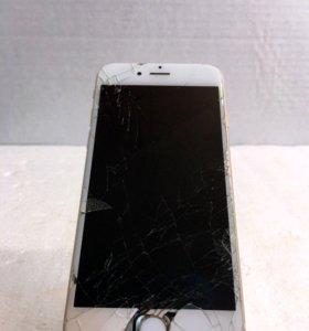 Замена стекла iPhone. Ремонт при вас