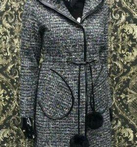 Пальто новое (много детского и женского в наличии)