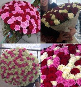 Цветы доставка роз новочеркасская